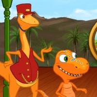 "PBS KIDS to Premiere DINOSAUR TRAIN ""Nature Trackers Adventure Camp"" Special, 1/20"