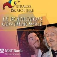 Buffalo Philharmonic Orchestra, Irish Classical Theatre and LehrerDance Present LE BOURGEOIS GENTILHOMME This Weekend