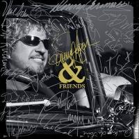 Hagar Reveals Tracklisting, Artwork for New Album 'Sammy Hagar & Friends'