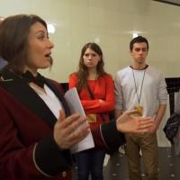 STAGE TUBE: Laura Benanti Leads Surprise Radio City Tour in New Episode of WORKIN' IT