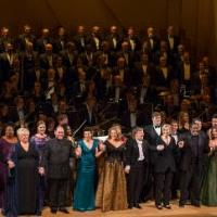 Lyric Opera of Chicago's 60th Anniversary Concert & Diamond Ball Raises $3.2 Million
