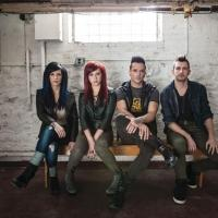 Skillet's New Album RISE  Hits No. 1 on iTunes Rock Chart; Band Performs on CONAN Tonight