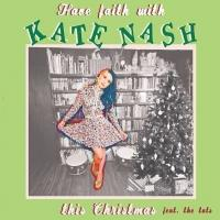 KATE NASH Releases Holiday EP Today