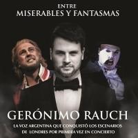 Ger�nimo Rauch se presentar� en el Teatro Maipo