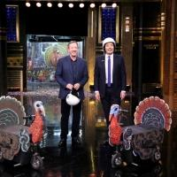 VIDEO: Tim Allen Races Turkey Scooters & More on TONIGHT SHOW
