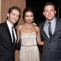 Matthew Morrison & Channing Tatum Backstage At BEHIND THE CAMERA AWARDS