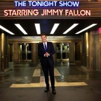 NBC's THE TONIGHT SHOW STARRING JIMMY FALLON Honored with 30 Rock Marquee