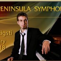 Peninsula Symphony Orchestra Celebrates Three Eras of Jazz and Symphonic Synergy This Weekend