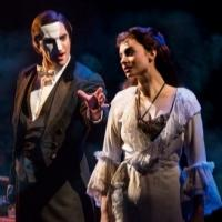 Julia Udine Makes Broadway Debut as 'Christine' in PHANTOM OF THE OPERA Tonight