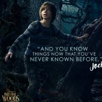 FIRST LOOK: Daniel Huttlestone's 'Jack' Featured in New INTO THE WOODS Social Media Poster