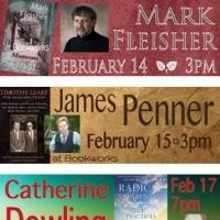 This Week at Bookworks Features Poetry with Mark Fleisher, Radical Awareness with Catherine Dowling and More