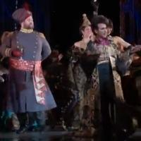 STAGE TUBE: Die Fledermaus: 'All I Want Is More Champagne'