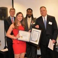 Photo Flash: 2015 Luce Leader Awards Reception Honors Humanitarians & Future Global Leaders