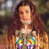 First Look - Lea Michele Plays 'Neckbrace' Hester in FOX's SCREAM QUEENS!