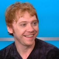 STAGE TUBE: IT'S ONLY A PLAY's Rupert Grint Talks Broadway Debut and More