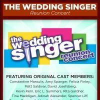 Constantine Maroulis Joins Original WEDDING SINGER Cast Members in Concert at 54 Below, 4/19
