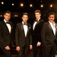 BWW Reviews: Il Divo's Masterful MUSICAL AFFAIR Garners Enthusiastic Ovations in Providence