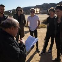 Photo Flash: Danny DeVito Collaborates With One Direction for Latest Music Video