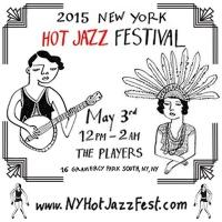2015 New York Hot Jazz Fest to Kick Off May 3