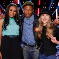 Pharrell, Snoop Dogg & More Perform Live on NBC's THE VOICE Tonight
