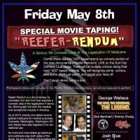 Don Barnhart's Documentary REEFER RENDUM Filming in Los Angeles Today