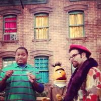 FIRST LOOK - Josh Gad Guests on SESAME STREET!