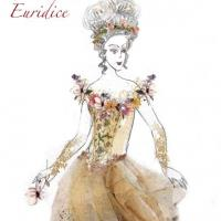 Photo Flash: Sneak Peek at Costume Designs for Gotham Chamber Opera's LA DESCENTE D'ORPHEE AUX ENFERS