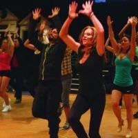 Photo Flash: Sneak Peek at Kate Levering, Jenifer Foote and More in A CHORUS LINE at Wells Fargo Pavilion at Music Circus