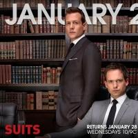 USA Network Announces Return of Hit Series SUITS and SIRENS