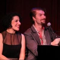 Photo Flash: LANCE HORNE & THE LADIES Sing at Birdland Photos