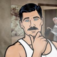 FX's STERLING ARCHER Joins Movember Movement with New 'Stache