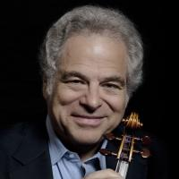 Violinist Itzhak Perlman to Emcee America-Israel Cultural Foundation's 75th Anniversary Gala, 12/14