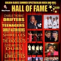 MICKEY B'S GOLDEN OLDIES SUMMER SPECTACULAR ROCK AND ROLL HALL OF FAME Set for Patchogue Theatre, 6/28