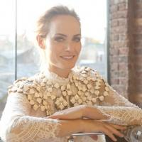 Amber Valletta is the Face of H&M's Spring Conscious Collections