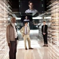 Photo Flash: New Stills From TRANSCENDENCE, Starring Johnny Depp