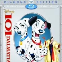 101 DALMATIANS Diamond Edition Blu-ray Out Today