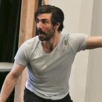 Photo Flash: Jesse Tyler Ferguson, Sam Waterston & More in Rehearsal for Shakespeare in the Park's THE TEMPEST