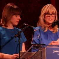 Photo Coverage: Inside the 2015 Drama Desk Nominations with Judith Light & Jessie Mueller!