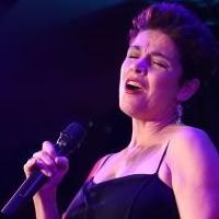 Photo Coverage: Christine Andreas Previews LOVE IS GOOD at 54 Below