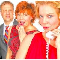 Stagecrafters Delights Audience with RUMORS thru March 29