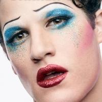 Photo Flash: Sultry Sparkle! Darren Criss Dons HEDWIG Makeup in New Poster