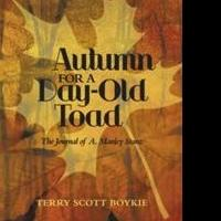 Terry Scott Boykie Releases New Collection AUTUMN FOR A DAY-OLD TOAD