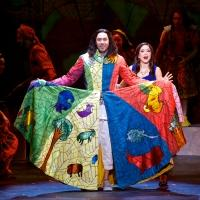 BWW Interviews: JOSEPH AND THE AMAZING TECHNICOLOR DREAMCOAT's Bill Evans as Jacob/Potiphar