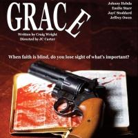 Utah Rep/Around the Globe Opens Utah Premiere of Darkly Funny GRACE Tonight