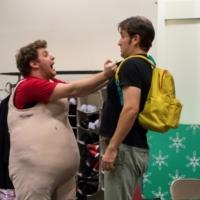 Photo Coverage: Meet the Cast of ELF at Paper Mill Playhouse