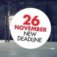 Deadline Extended to November 26 for the Eight Arte Laguna Prize
