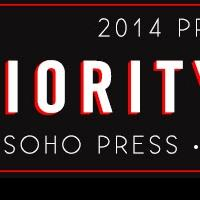 Soho Press Reveals 2014 Preview of Priority Titles