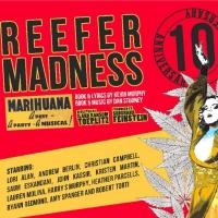 BWW Reviews: REEFER MADNESS Tenth Anniversary Reunion Concert Leaves Audience High