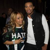 Photo Flash: Erica Campbell, Michelle Williams, Jonathan McReynolds and More at eOne Music's 2015 Stellar Awards After Party