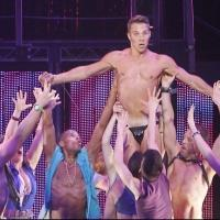 Photo Flash: HOT, HOT, HOT! BROADWAY BARES Rocks Hard at Hammerstein Ballroom